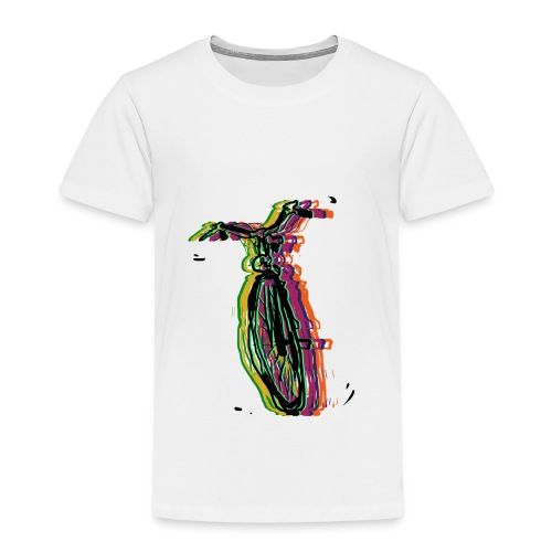 3D Bike - Kinder Premium T-Shirt