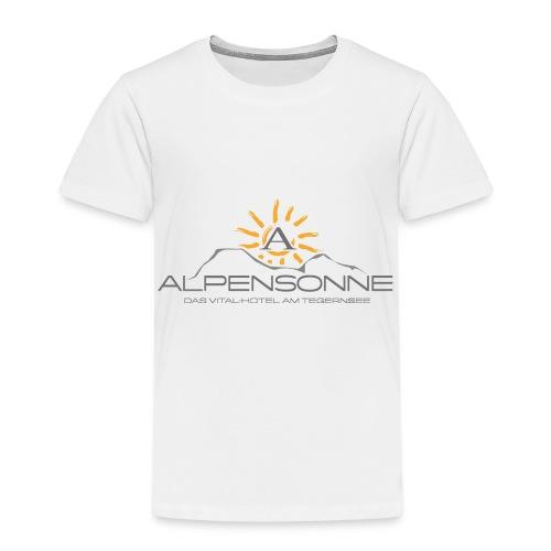 Hotel Alpensonne Tegernsee - Kinder Premium T-Shirt