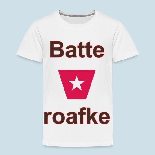 Batteraofke w1 tp vert b - Kinderen Premium T-shirt