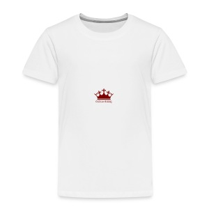 Red BGC Crown - Kids' Premium T-Shirt