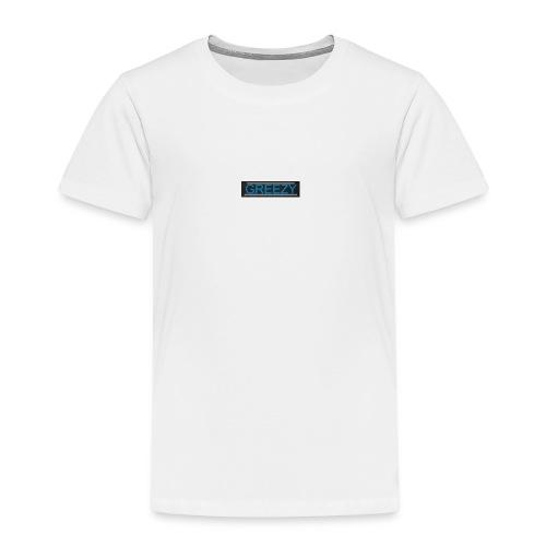 GREEZY MERCH LOGO - Kids' Premium T-Shirt