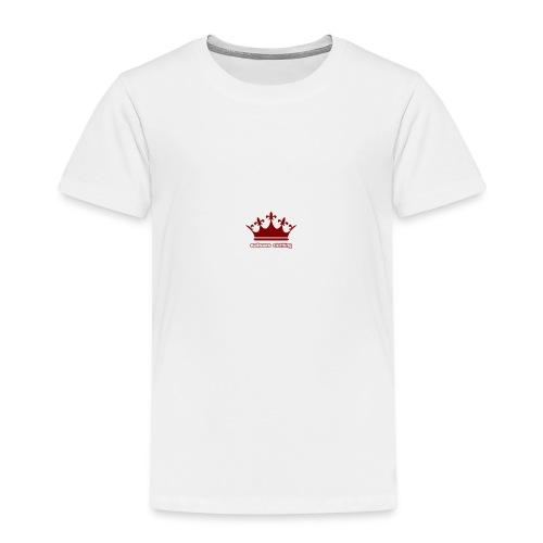Red BGC Crown - Kids' Premium T-Shirt
