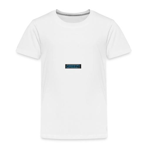 GREEZY MERCH LOGO - Kids' Premium T-Shirt