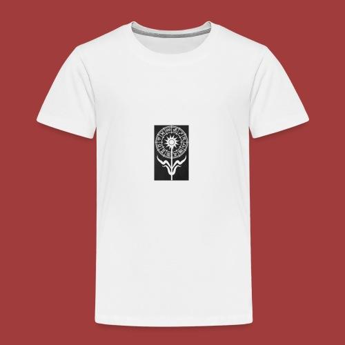 N - Børne premium T-shirt