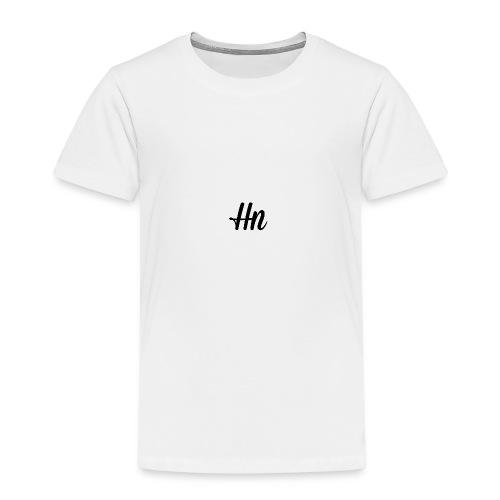 Hn signiture - Kids' Premium T-Shirt