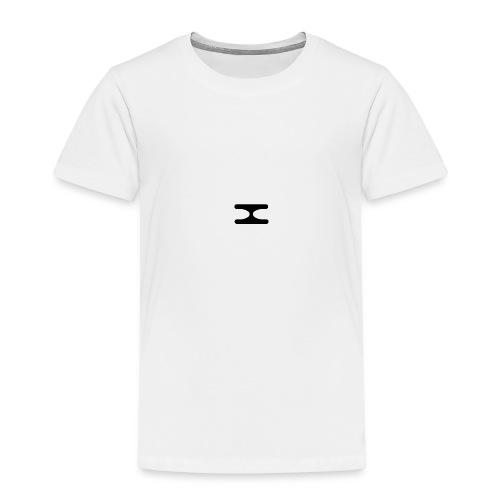X Logo Transparent - Kids' Premium T-Shirt