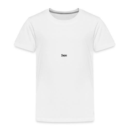 swai schriftzug - Kinder Premium T-Shirt