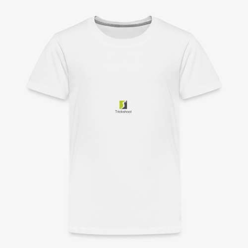 Trickshoot märke - Premium-T-shirt barn