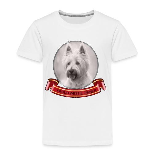 Proud dog owner - Kids' Premium T-Shirt