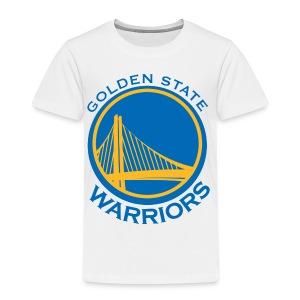 Golden State Warriors - Kids' Premium T-Shirt