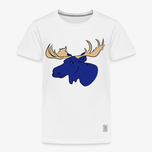Blue Moose - Kinder Premium T-Shirt