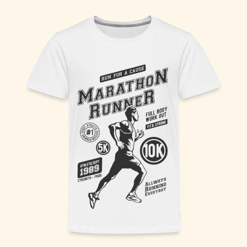 1989 MARATHON RUNNER Jogger Sport Geschenke Shirts - Kinder Premium T-Shirt