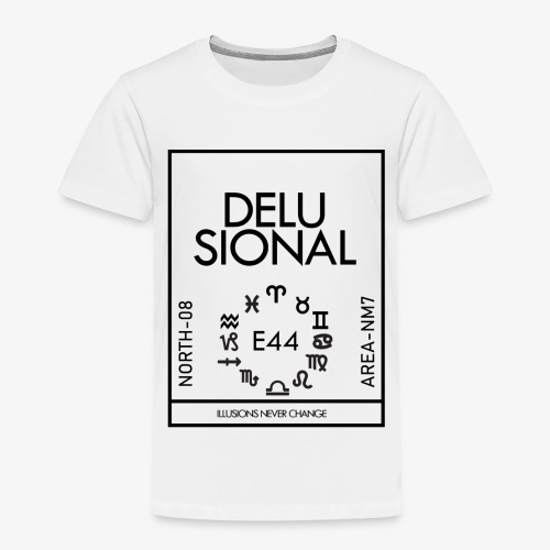 DELUSIONAL - Kids' Premium T-Shirt