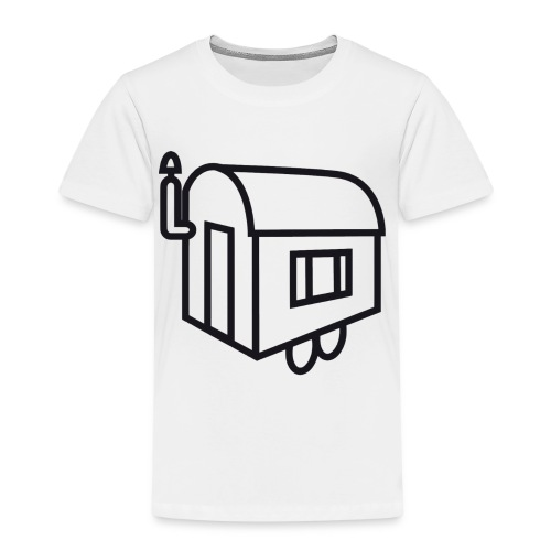Bauwagen on Tour - Kinder Premium T-Shirt