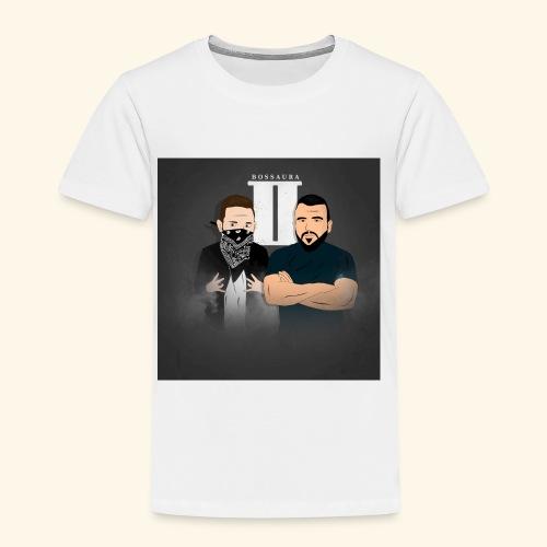 Bossaura 2 Cartoon - Kinder Premium T-Shirt