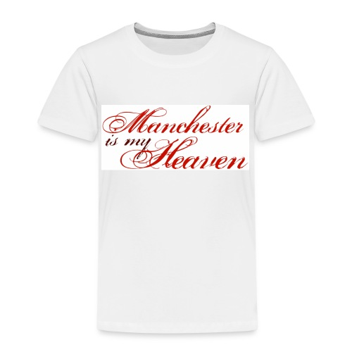 Manchester is my heaven - Kids' Premium T-Shirt