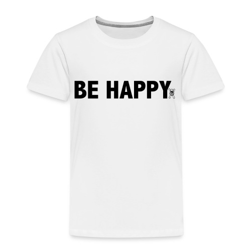 Be Happy - Kinderen Premium T-shirt