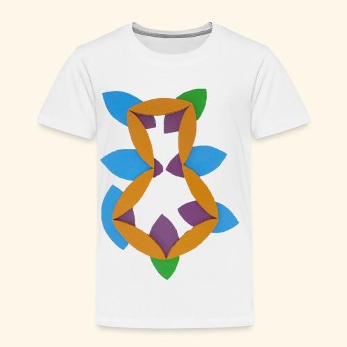 oranjeblanjebleu - Kinderen Premium T-shirt
