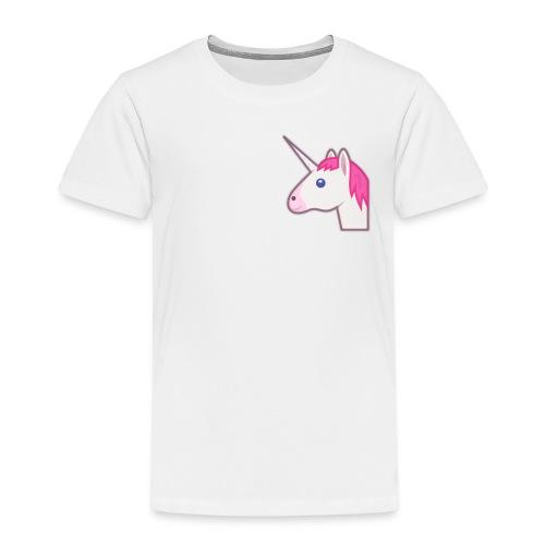 unicorn print shirts - Børne premium T-shirt