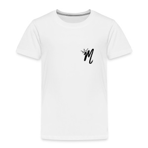 ItzManzey (OFFICIAL WHITE TOPS AND HOODIES) - Kids' Premium T-Shirt