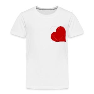 miłość - Koszulka dziecięca Premium