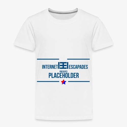 Placeholder - Premium T-skjorte for barn