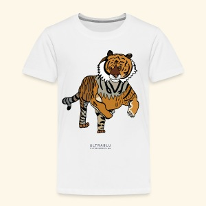 The Tiger - Kids' Premium T-Shirt