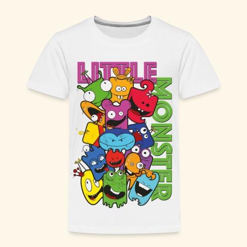 little monster - kleine Monster - Kinder Premium T-Shirt
