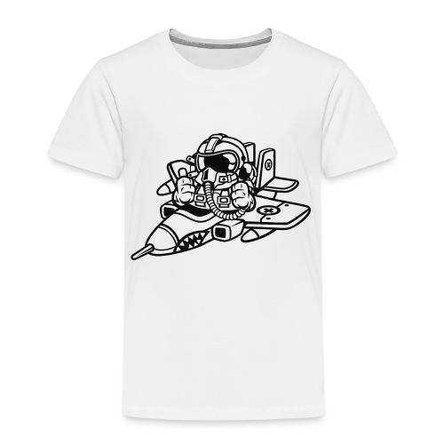 Pilot - Kinder Premium T-Shirt