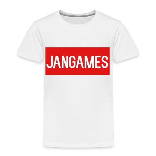 Jangames merch - Kinderen Premium T-shirt