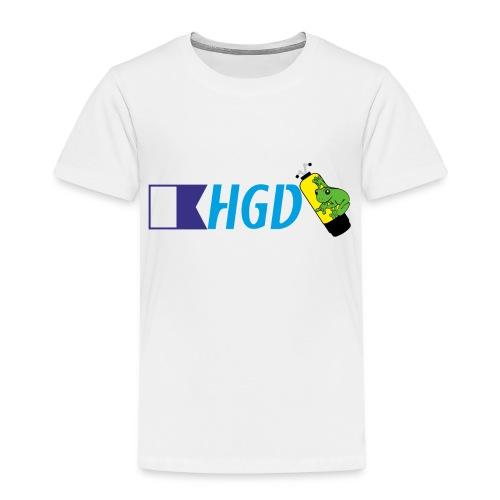 Homme grenouilles de Divonne Banière - T-shirt Premium Enfant