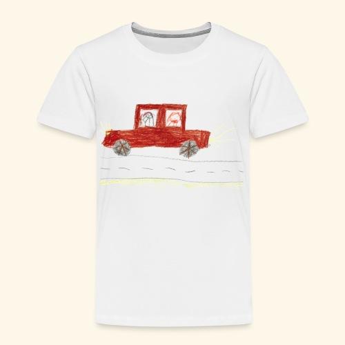 Auto - Kinder Premium T-Shirt