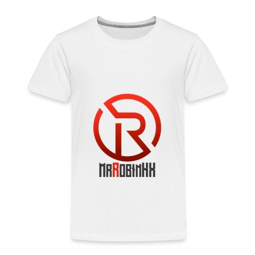 MrRobinhx - Premium T-skjorte for barn