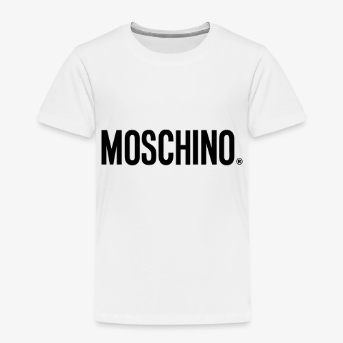 MOSCHINO - Camiseta premium niño