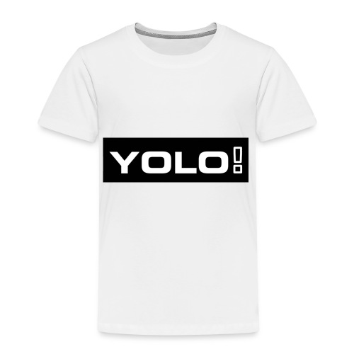 yolo gerdes - Kinder Premium T-Shirt