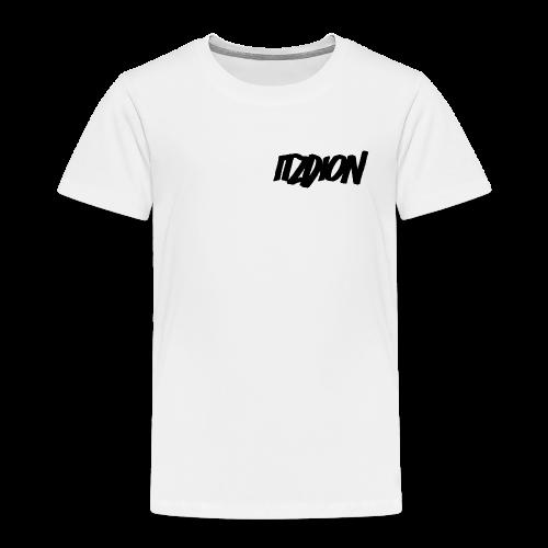 Original ItzDion design - Kids' Premium T-Shirt