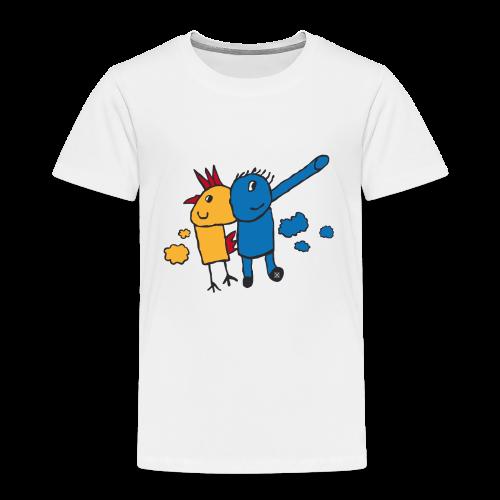 Gallifante - Camiseta premium niño