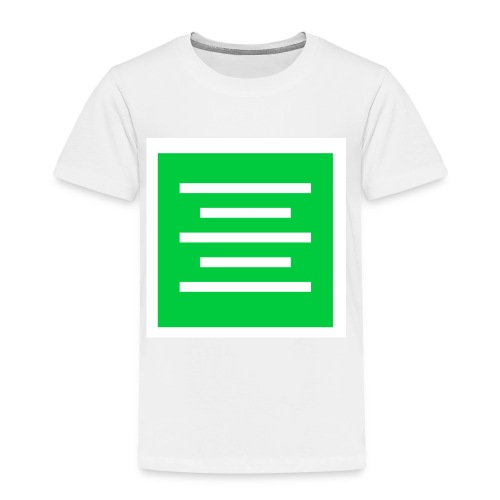 Please Insert Random Information Here Logo - Kids' Premium T-Shirt