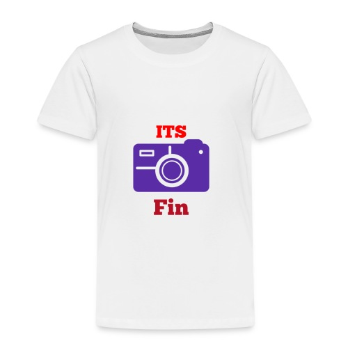 The logo stretch - Kids' Premium T-Shirt