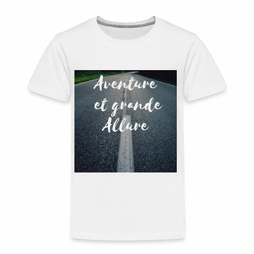 Aventure et grande allure - T-shirt Premium Enfant