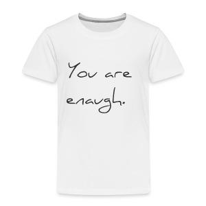 enaugh - Lasten premium t-paita