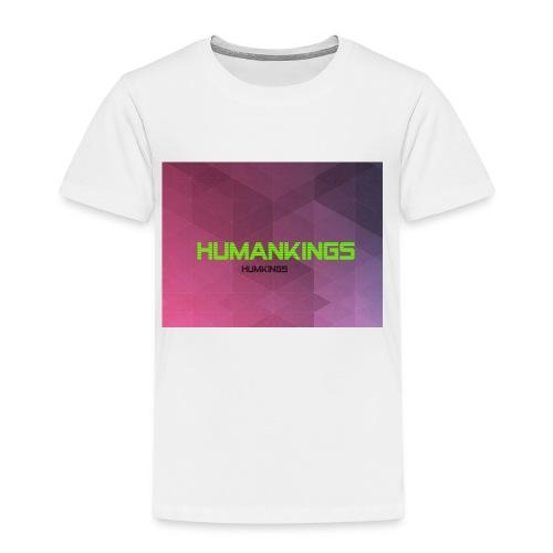 HumanKings CSGO klan - Premium T-skjorte for barn