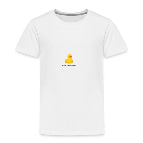 #ERNIEGANG ANKA - Premium-T-shirt barn