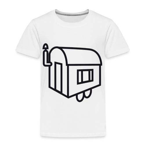 Bauwagen on Tour - Kinder Premium T-Shirt