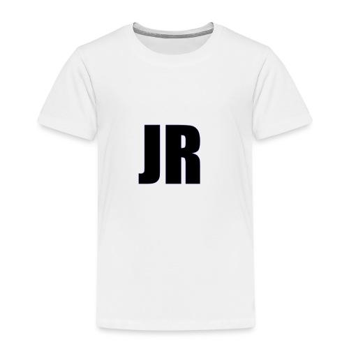 logo zwart - Kinderen Premium T-shirt