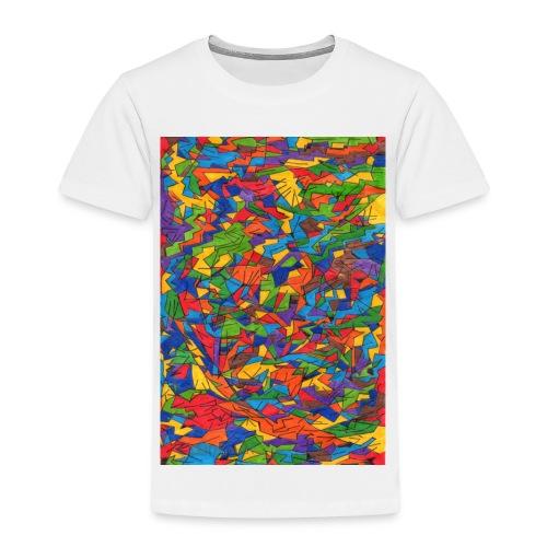 Color_Style - Camiseta premium niño