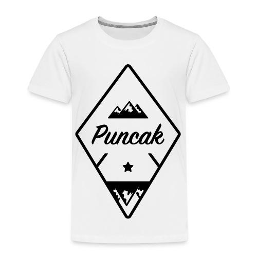 Puncak logo - Kinderen Premium T-shirt