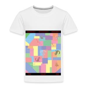 Skogshult Animals - Premium-T-shirt barn