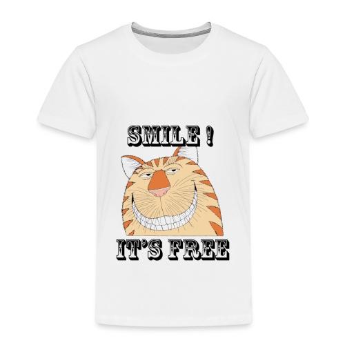 Smile 2 - Kids' Premium T-Shirt