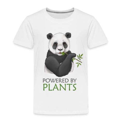 Panda 2 Plantbased - Premium-T-shirt barn